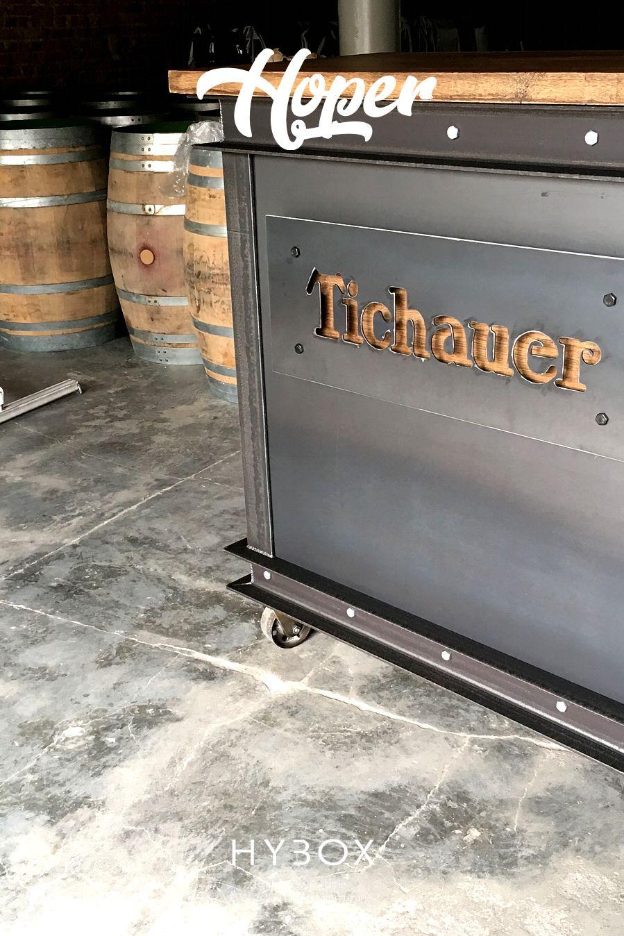 Rollbar, mobilny nalewak do piwa dla firmy Browar Obywatelski z Tychów
