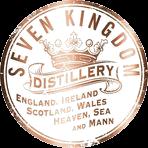 seven kingdom distillery logo
