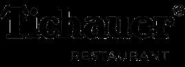 tichauer restaurant logo