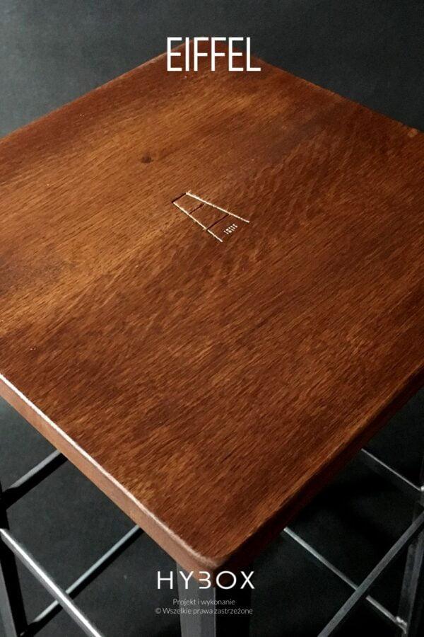 siedzisko blat hokera barowego hybox eiffel